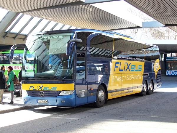 Flixbus Dortmund Stuttgart